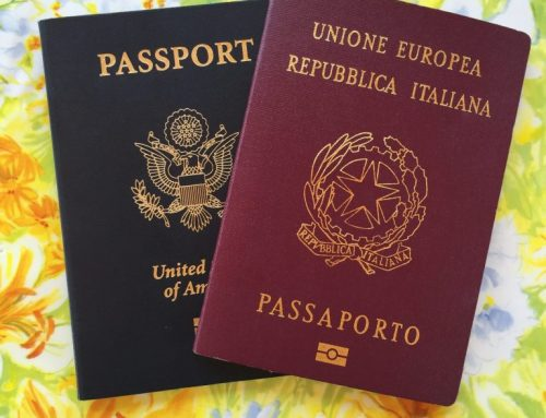 Dual Citizenship with Italy